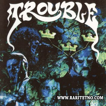 Trouble - Live in Stockholm 2006