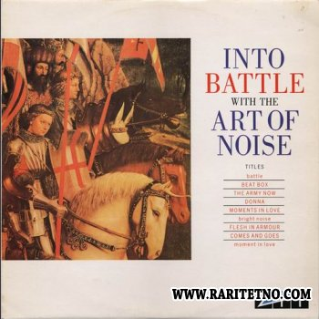 The Art Of Noise -  Into Battle With Art Of Noise 1983