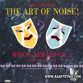 The Art Of Noise - (Who's Afraid Of?) The Art Of Noise 1984