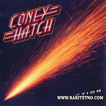 Coney Hatch - Friction 1985
