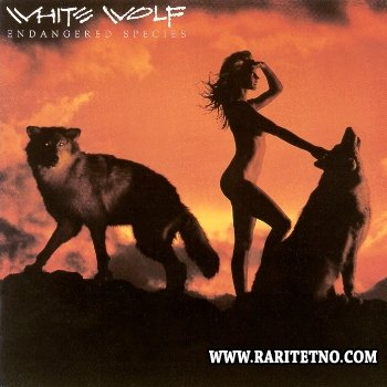 White Wolf - Endangered Species 1986