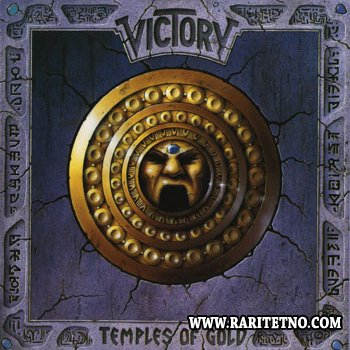VICTORY - TEMPLES OF GOLD 1990