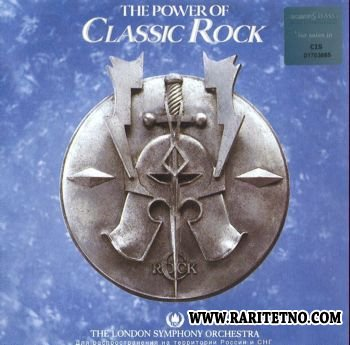The London Symphony Orchestra - The Power Of Classic Rock - 1985