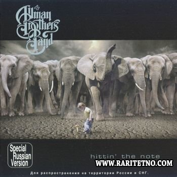 Allman Brothers Band - Hittin' The Note 2003 (Lossless+MP3)