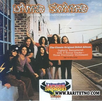 Lynyrd Skynyrd - Pronounced Leh-nerd' Skin-nerd 1973 (Lossless+MP3)
