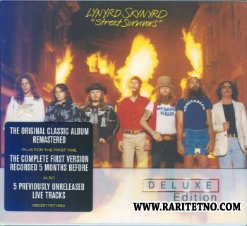 Lynyrd Skynyrd - Street Survivors 1978 (Lossless+MP3)