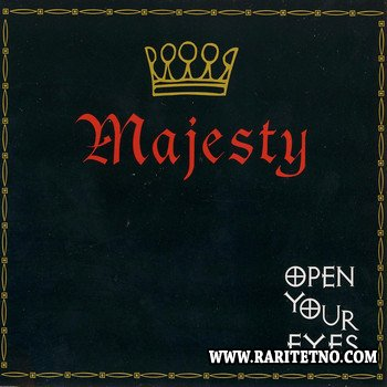 Majesty - Open Your Eyes 1996