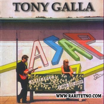Tony Galla - A.S.A.P. 2000 (Lossless+MP3)