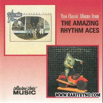The Amazing Rhythm Aces - Stacked Deck & Too Stuffed To Jump 1975, 1976 (Lossless+MP3)