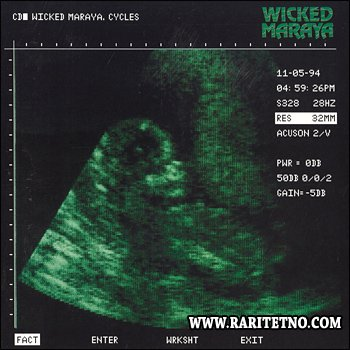 WICKED MARAYA - CYCLES 1994