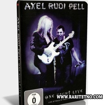 Axel Rudi Pell - One Night Live 2010 (Video)
