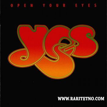 Yes - Open Your Eyes 1997
