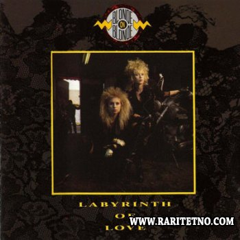 BLONDE ON BLONDE - LABYRINTH OF LOVE 1989