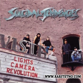Suicidal Tendencies - Lights...Camera...Revolution 1990