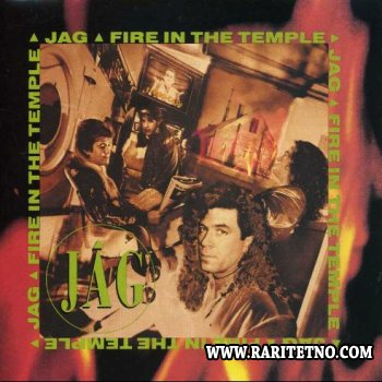 JAG - FIRE IN THE TEMPLE 1992