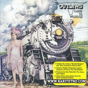 The Outlaws - Lady In Waiting 1976 (Lossless+MP3)
