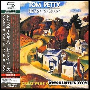 Tom Petty and the Heartbreakers - Into The Great Wide Open 1991