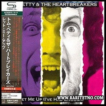 Tom Petty and The Heartbreakers - Let Me Up 1987