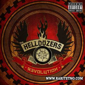 The Helldozers - Revolution [MCD] 2012