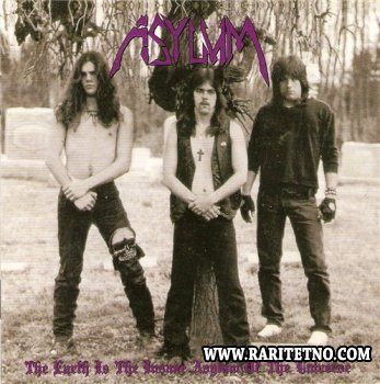Asylum - The Earth Is The Insane Asylum Of The Universe (Demo) 1985