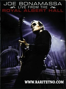 Joe Bonamassa - Live from the Royal Albert Hall 2009 (Video)
