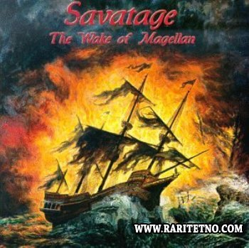 Savatage - The Wake Of Magellan 1998