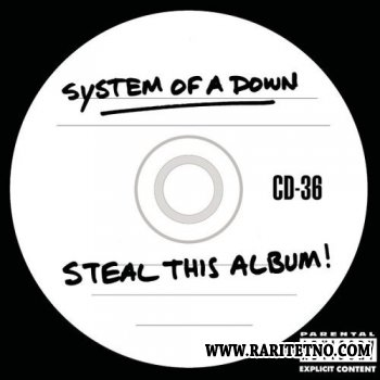 System Of A Down - Steal This Album! 2002