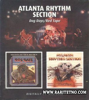 Atlanta Rhythm Section - Dog Days & Red Tape 1975, 1976 (Lossless+MP3)