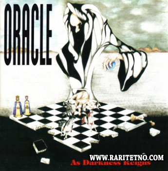 Oracle -  As Darkness Reigns 1993