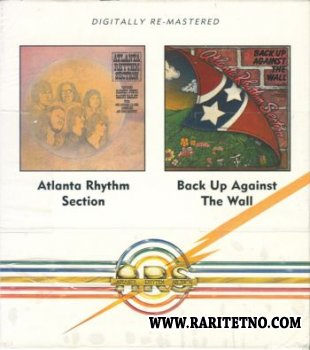 Atlanta Rhythm Section - Atlanta Rhythm Section & Back Up Against The Wall 1971, 1973 (Lossless+MP3)