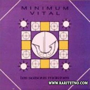 Minimum Vital - Les Saisons Marines 1987