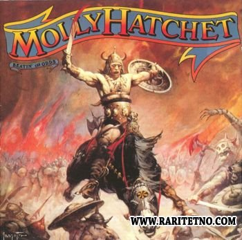 Molly Hatchet - Beatin' The Odds 1980 (Lossless+MP3)
