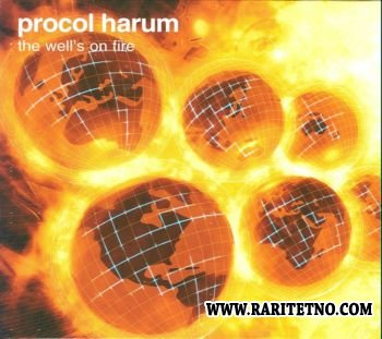 Procol Harum - The Well's On Fire 2003 (Lossless+MP3)