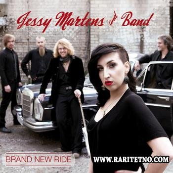 Jessy Martens & Band -  Brand New Ride  2011