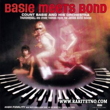 Count Basie Orchestra - Basie Meets Bond 1965