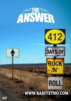 The Answer - 412 Days Of Rock 'N' Roll 2011 (Video)
