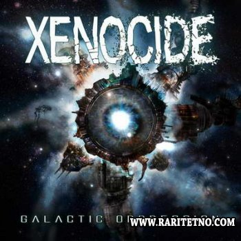 Xenocide - Galactic Oppression 2012