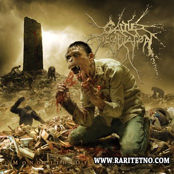 Cattle Decapitation - Monolith Of Inhumanity 2012 (Lossless + MP3)