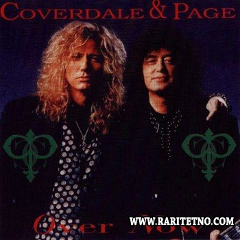 Coverdale & Page - Over Now (Live) 1993