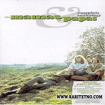 The Mamas & The Papas - Complete Anthology 2004 (Lossless+MP3)