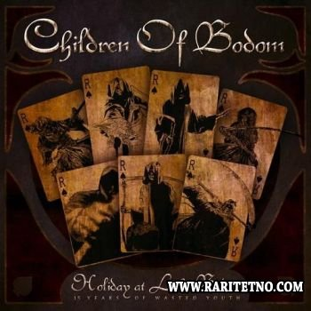 Children of Bodom - Holiday at Lake Bodom. 15 Years of Wasted Youth 2012