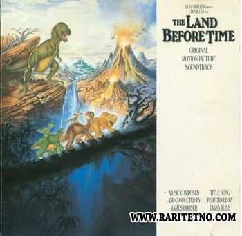 James Horner - The Land Before Time (OST) 1988 (Lossless+MP3)
