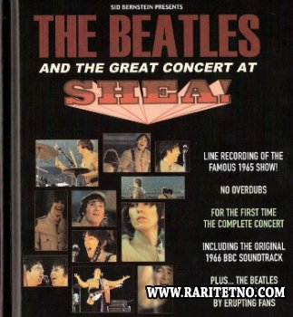 The Beatles - The Beatles And The Great Concert at Shea! (2CD bootleg) 2007