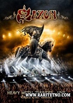 Saxon - Heavy Metal Thunder Live: Eagles Over Wacken 2012 (Video)
