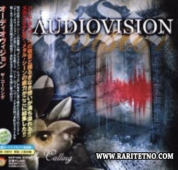 Audiovision - The Calling (Japanese Edition) 2005