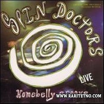 Spin Doctors - Homebelly Groove Live 1992
