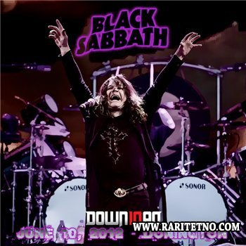 Black Sabbath - 10-06-2012 - Download Festival, Donington