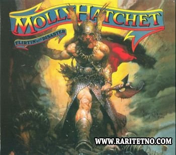 Molly Hatchet - Flirtin' With Disaster 1979 (Lossless+MP3)