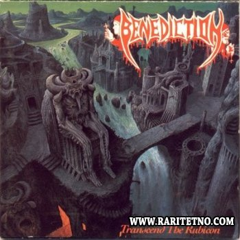 Benediction - Transcend the Rubicon 1993