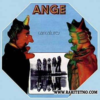 Ange - Caricatures 1972